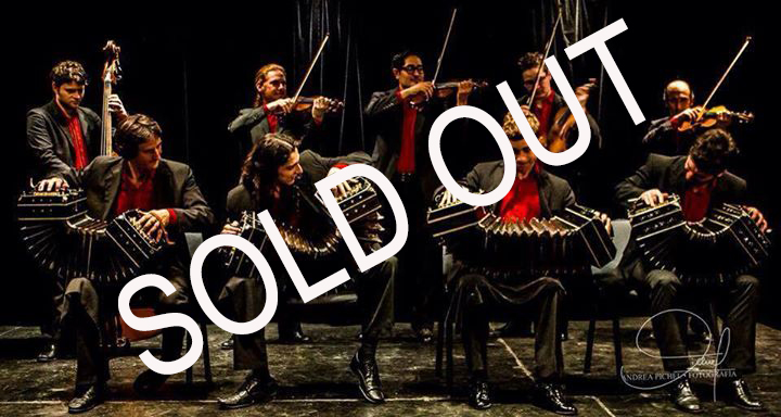 SOLD OUT JuanDarienzo